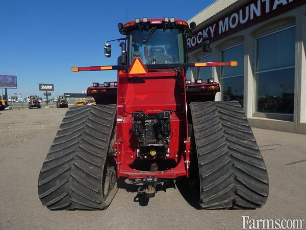 2018 Case IH 580Q 4WD Tractor