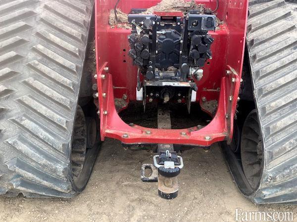 2019 Case IH 620Q 4WD Tractor