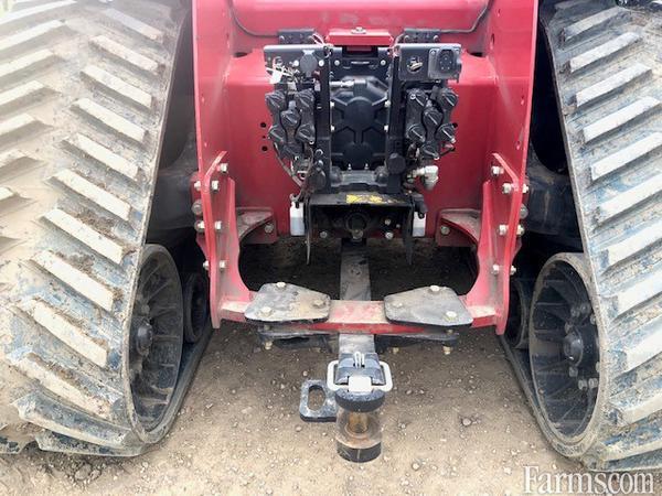 2019 Case IH 540Q 4WD Tractor