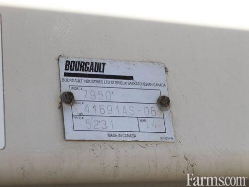 2014 Bourgault 7950 Air Cart