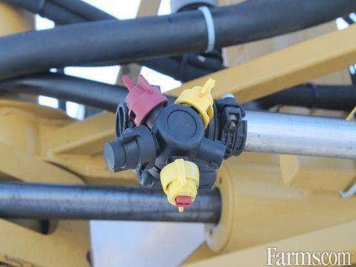 2013 RoGator RG1300 High Clearance Sprayer