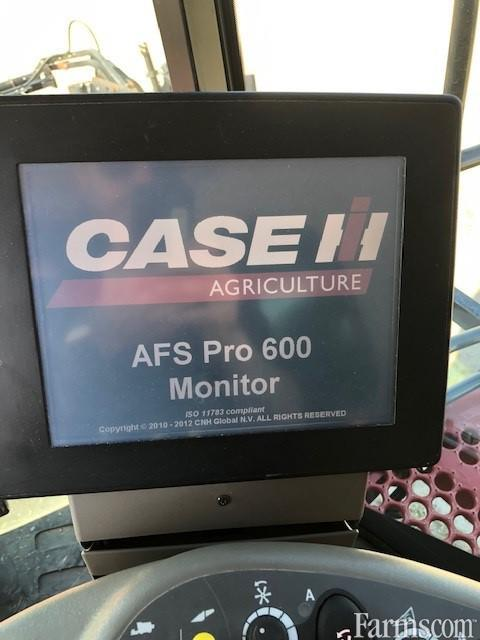 2010 Case IH 8120 Combine