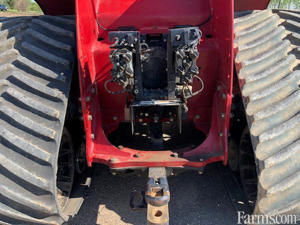 2013 Case IH 600Q 4WD Tractor