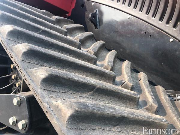 2014 Case IH 600Q 4WD Tractor