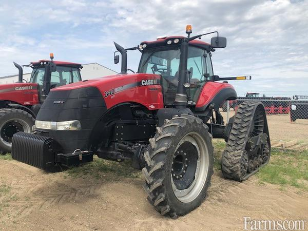 2017 Case IH MAG340RT Other Tractor