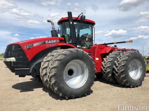 2013 Case IH 350W 4WD Tractor