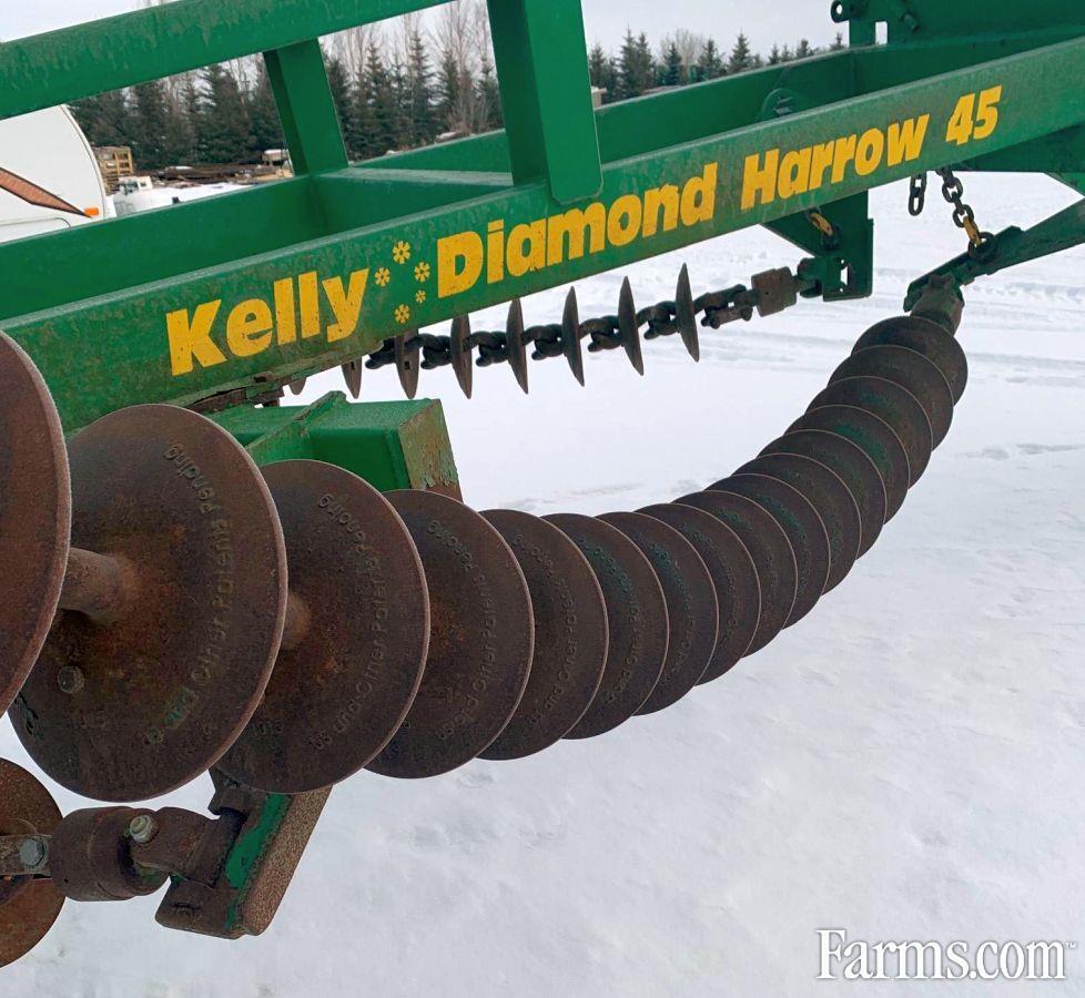 2011 Kelly 45R Disc