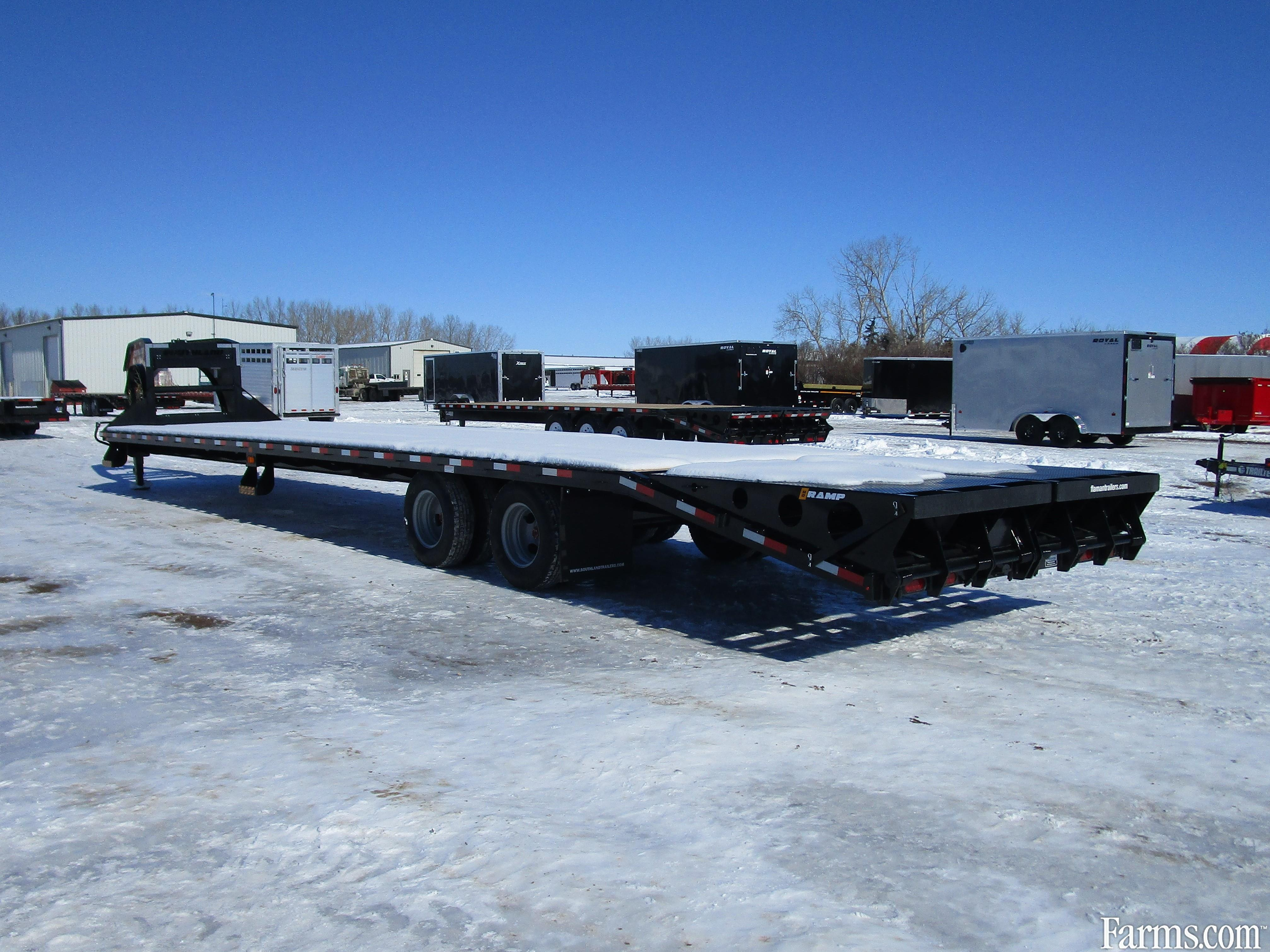 Southland 2021 210-40-GN Flatbed Trailers