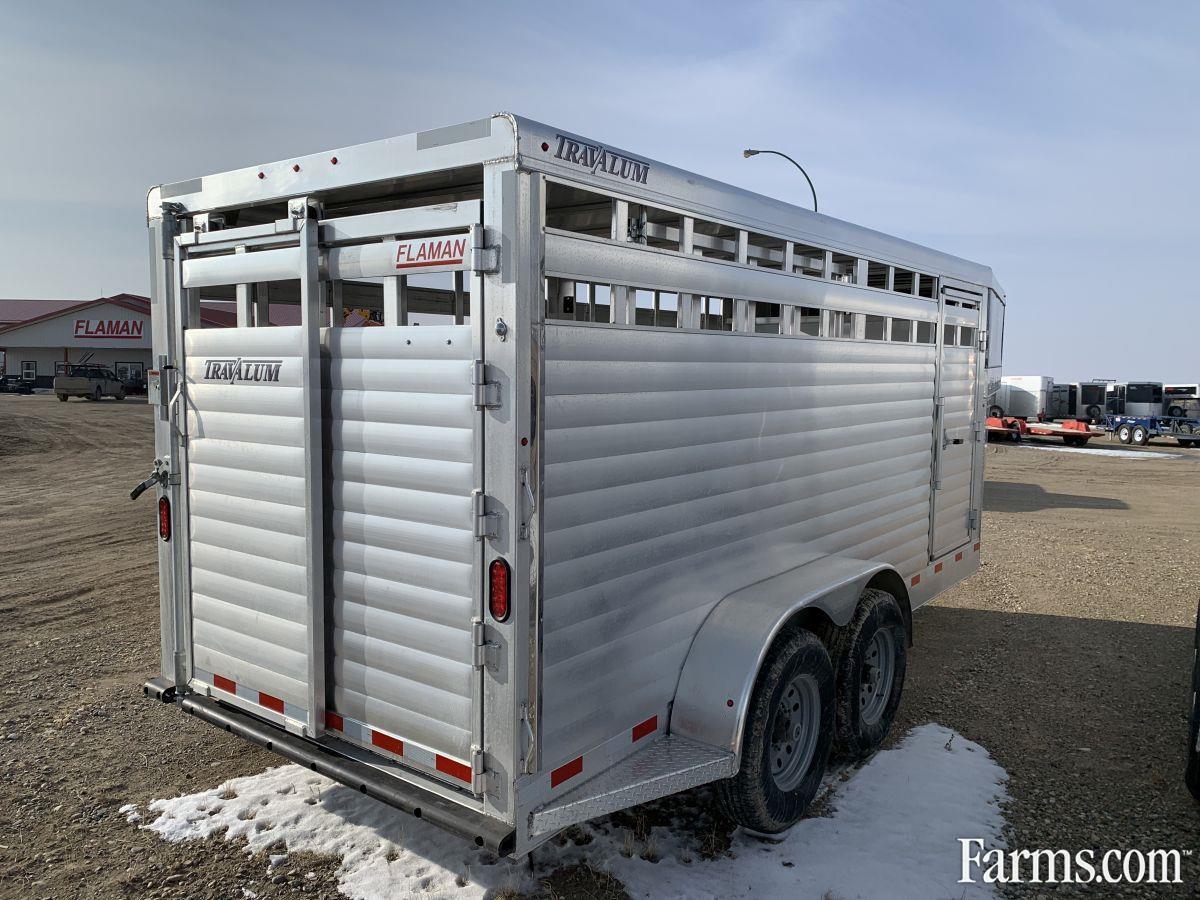 Unspecified 2020 ALMGNSTK16_6868 Livestock Trailers