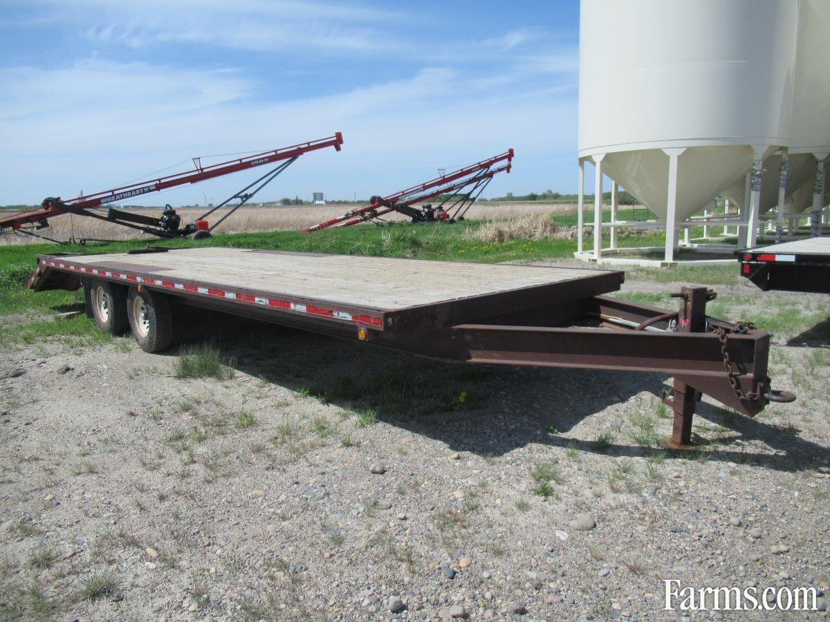 Unspecified 2008 Flatbed Trailers