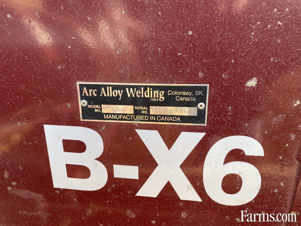 Arc Alloy 2016 BX-6 B1610 Other Grain Handling / Storage
