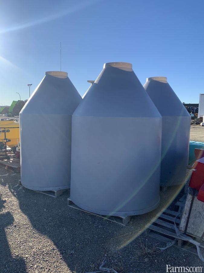 150 Bushel Grain Bin and Equipment