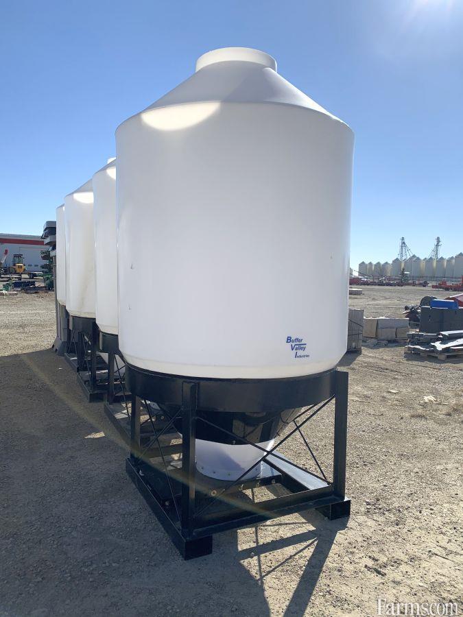 2021 120100 Grain Bin and Equipment
