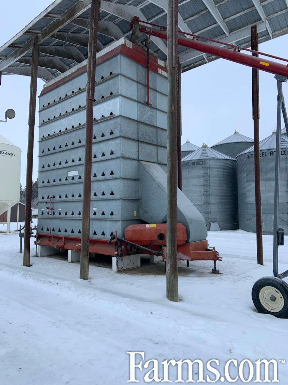 2000 Vertec 6600 9 tier dryer Grain Dryer