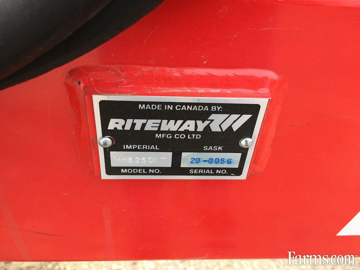 Rite Way 2020 8250-NT Mulch Finishers