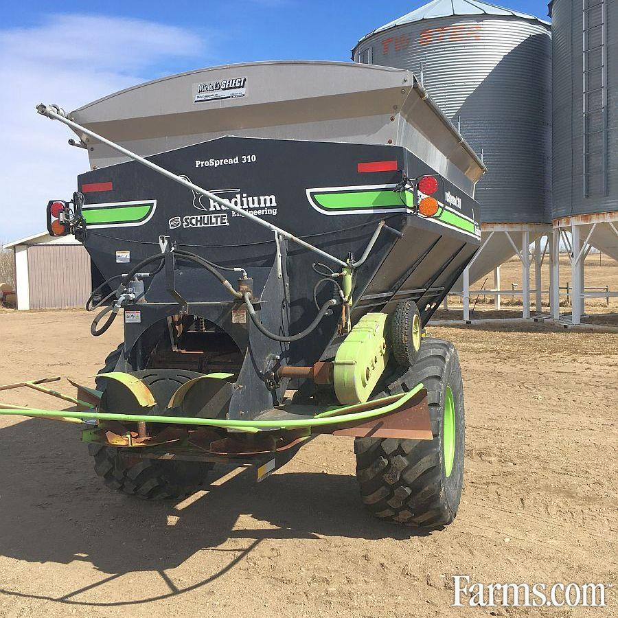 Schulte Industries 2018 310 Manure Handling / Spreaders