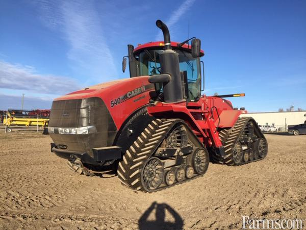 2018 Case IH 540Q 4WD Tractor