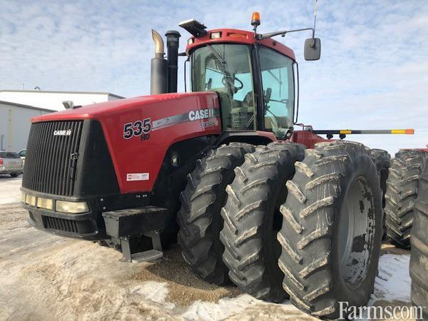 2010 Case IH 535W 4WD Tractor