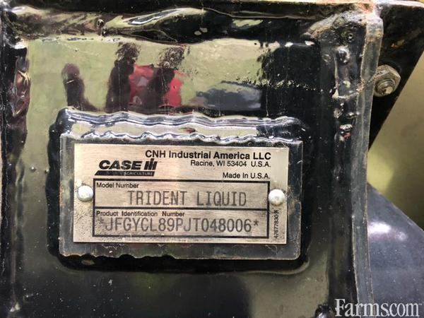 2019 Case IH 5550-120 Sprayer - Pull Type