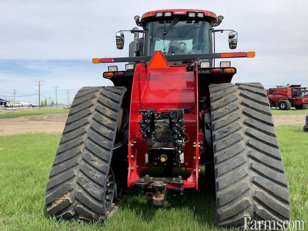 2017 Case IH 500Q 4WD Tractor