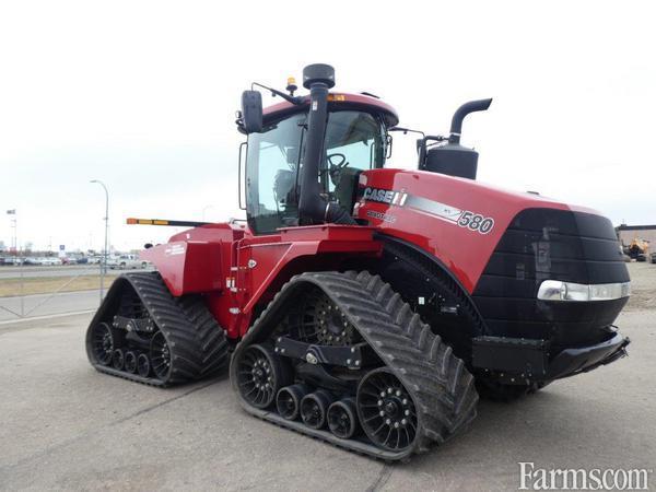 2019 Case IH 580Q 4WD Tractor