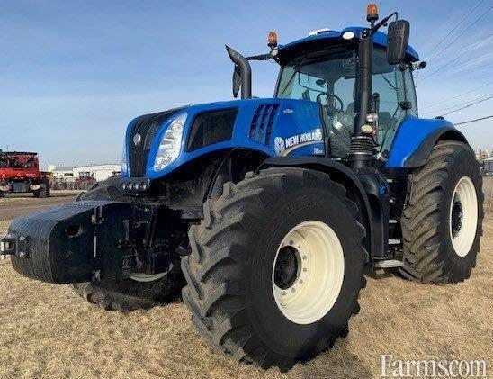 2016 New Holland T8.435 Other Tractor