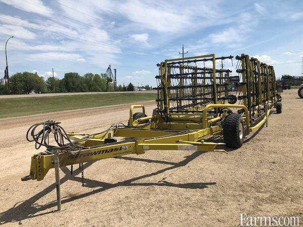 2011 SM7000 Field Cultivator