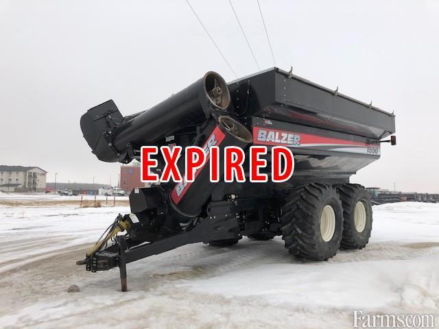 2014 1550 Other Grain Handling / Storage Equipment