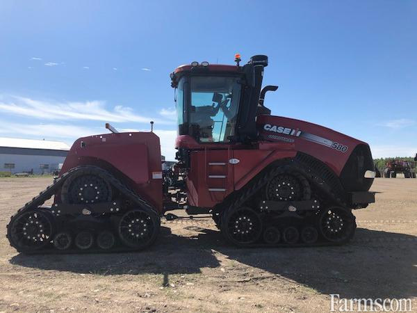 2020 Case IH 580Q 4WD Tractor