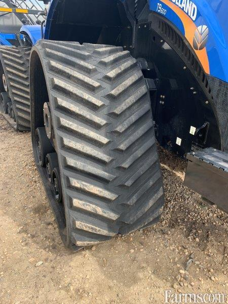 2018 New Holland T9.600 4WD Tractor