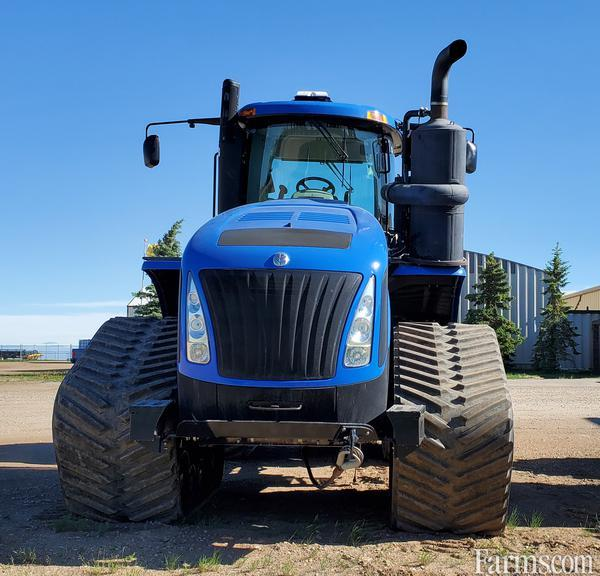 2015 New Holland T9.645 4WD Tractor