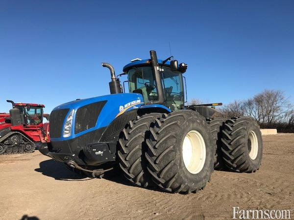 2011 New Holland T9.560 4WD Tractor