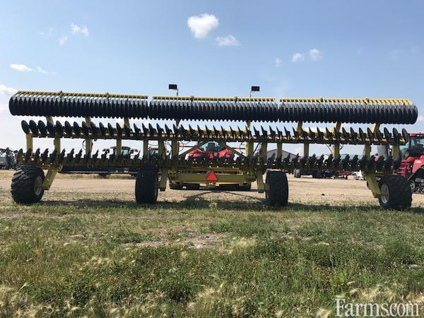 2014 Degelman 40' Rotary Mower / Sickle Mower