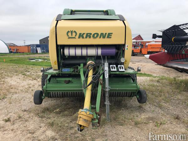 2015 Krone CV150XCT Baler - Round