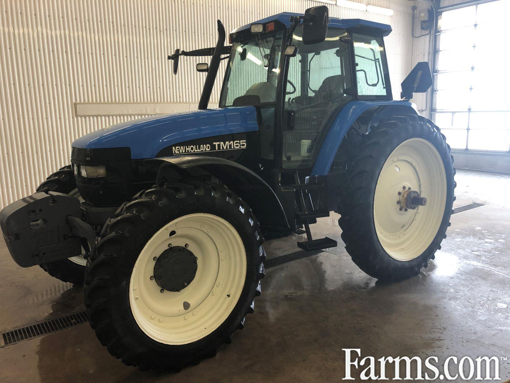 2001 New Holland TM165 Other Tractor