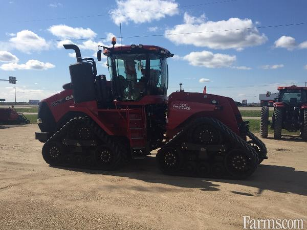 2015 Case IH 620Q 4WD Tractor
