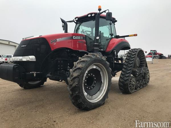 2018 Case IH MAG340RT Other Tractor