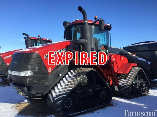 2020 Case IH 500Q 4WD Tractor