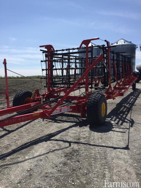 2016 Bobcat 6000-90 Field Cultivator