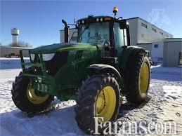 2015 John Deere 6145M Tractor & Loader