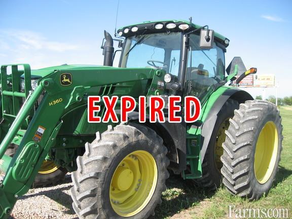 John Deere 2014 6150R Other Tractors