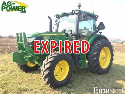 John Deere 2016 6130R Other Tractors