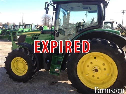 John Deere 2015 6120R Other Tractors