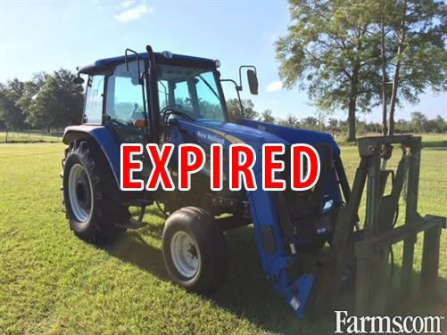 2008 New Holland T5050 for Sale | Farms com