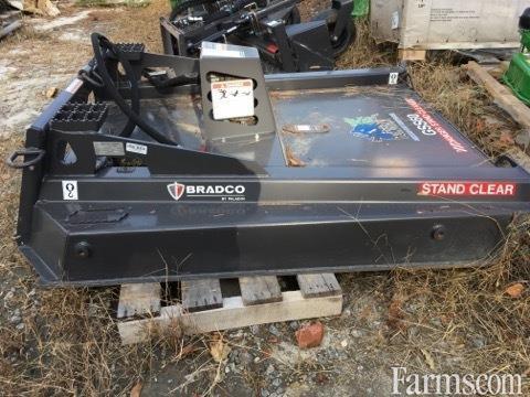 "2019 Bradco GROUND SHARK 60"""