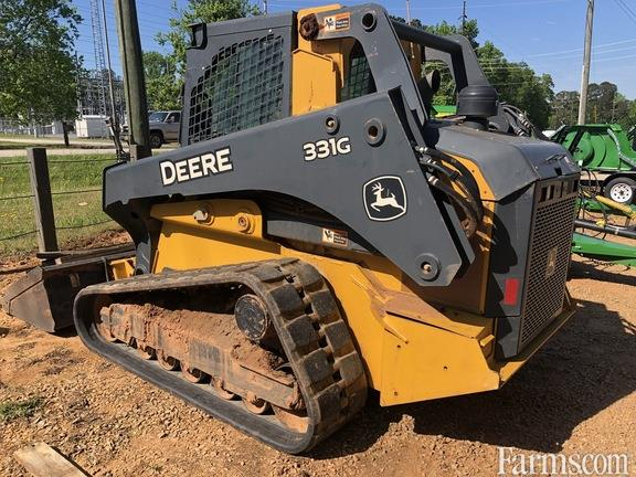2019 John Deere 331G