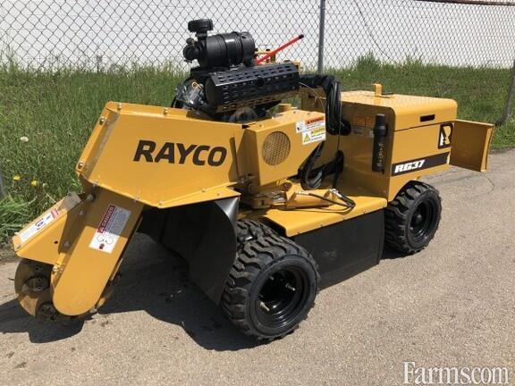2021 Rayco RG27