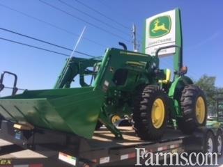 John Deere 2018 5055E PACKAGE Loader Tractors