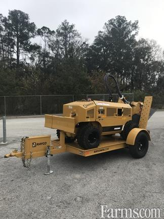 Rayco 2021 RG80 Chippers / Splitters