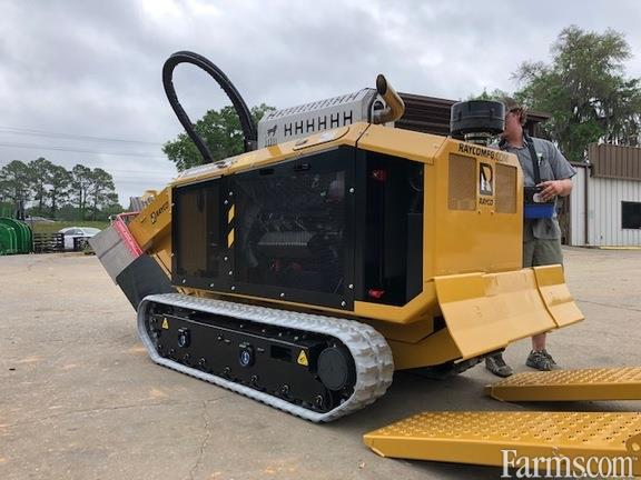 Rayco 2021 RG165T-R Chippers / Splitters